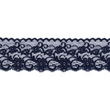 Black lace band Stock Images