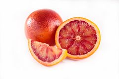 Blood orange Stock Photography