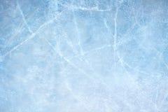 Blu di ghiaccio Fotografia Stock