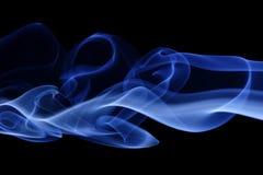 Blue Smoke 5 Stock Images