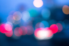 Blur light Royalty Free Stock Photography
