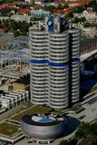 BMW Headquarters Royalty Free Stock Photography