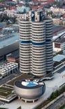 BMW Headquarters Munich Royalty Free Stock Photo