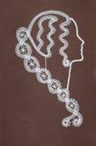 Bobbin lace Royalty Free Stock Photography