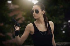 Bodyguard Stock Photography