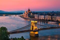 Boedapest, Hongarije Royalty-vrije Stock Foto