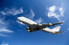 Boeing 747 Photos libres de droits