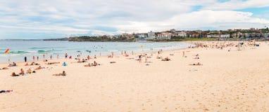 bondi Sydney de plage Photographie stock libre de droits