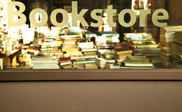 Bookstore  Sign Stock Photography