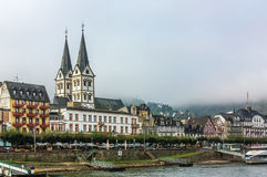 Boppard, Germany Stock Photography
