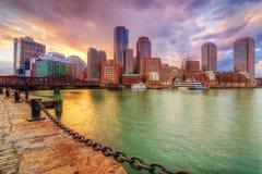 Boston Stockfoto