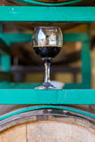 Bourbon Barrel Aged Stout Beer Stock Photography