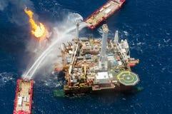BP Deepwater Horizon Oil Spill Stock Photo