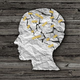 Brain Disease Therapy Stock Images