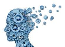 Brain Loss Royalty Free Stock Image