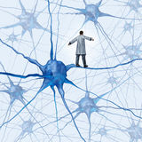 Brain Research Challenges Stock Photos