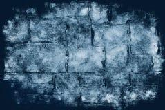 Brick Grunge Background Stock Images