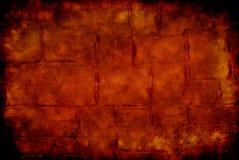 Brick Grunge Background Stock Photography