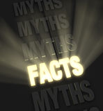 Brilliant Facts Stock Images
