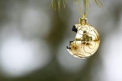 Broken ornament Stock Photos