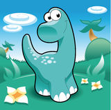 Brontosaurus Royalty Free Stock Image