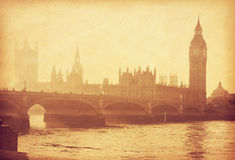 Buildings of Parliament Royalty Free Stock Photo