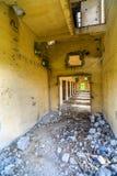 Buildings, ruins Royalty Free Stock Photos