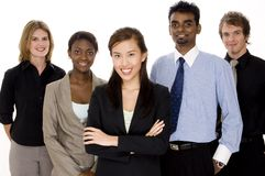 Business Diversity Royalty Free Stock Photography