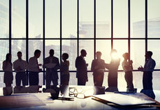 Business People Conference Meeting Boardroom Working Concept Royalty Free Stock Images