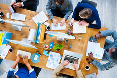 Business People Working Office Corporate Team Concept Stock Image