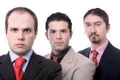 Business team portrait Royalty Free Stock Image