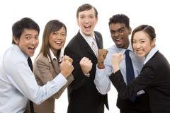 Business Winners 1 Stock Photos