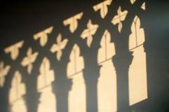 Ca D'Oro - ombre sulla parete Immagini Stock Libere da Diritti