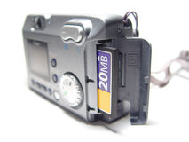 Camera with Card Stock Images