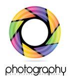 Camera Lens Photography Aperture Logo Stock Photo