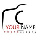 Camera Logo Stock Image