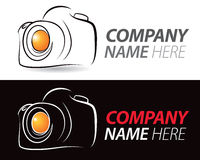 Camera Logo Royalty Free Stock Photos