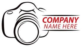 Camera Logo Royalty Free Stock Images