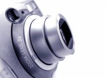 Camera With Zoom Len Stock Photos