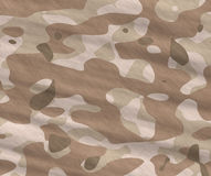 Camouflage material Royalty Free Stock Photo