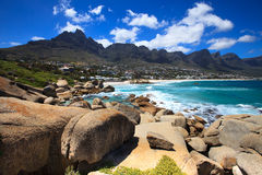 Camps Bay (South Africa) Stock Image
