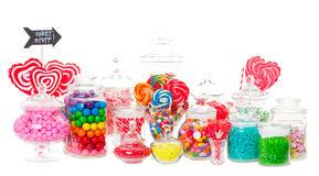 Candy Buffet Royalty Free Stock Photo