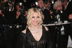 Cantante Madonna Imagenes de archivo