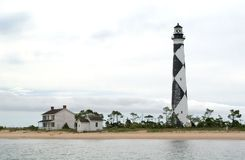 Cape Lookout complex Stock Photos
