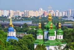 Capital of Ukraine - Kiev Stock Photography