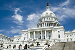 The Capitol Hill Stock Photography