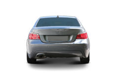 Car back view Stock Photography
