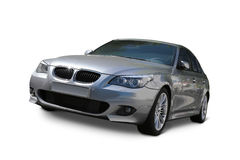 Car BMW 5 Series Royalty Free Stock Photos
