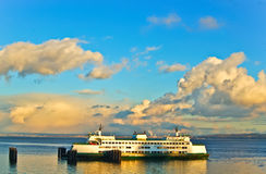 Car Ferry in the Northwest Royalty Free Stock Images