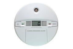 Carbon Monoxide Alarm Stock Photography